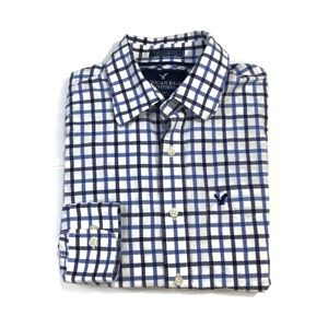 BF123 AE Vintage Fit Button Shirt L